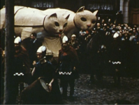 Still from 'A Grin Without a Cat'