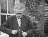 Still from 'Hugh MacDiarmid, a Portrait'