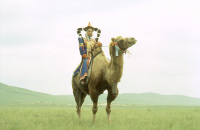 Still from 'Johanna d'Arc of Mongolia'