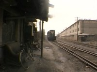 Still from 'West of the Tracks, Part 3: Rails'