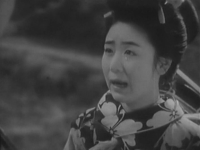 Still from 'The Dancing Girl of Izu'